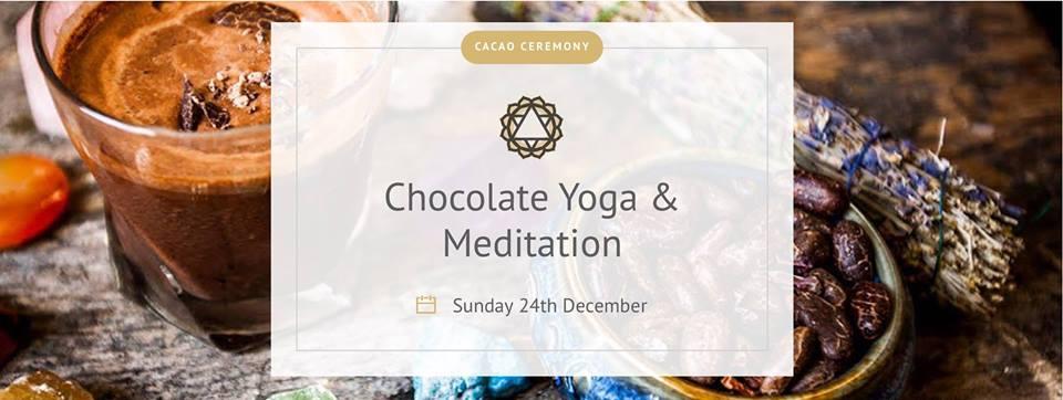 Spanda Chocolate Yoga