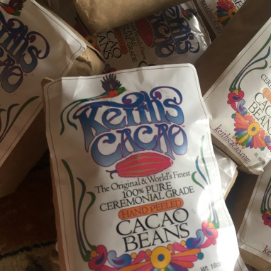 keiths cacao - handpeeled pack