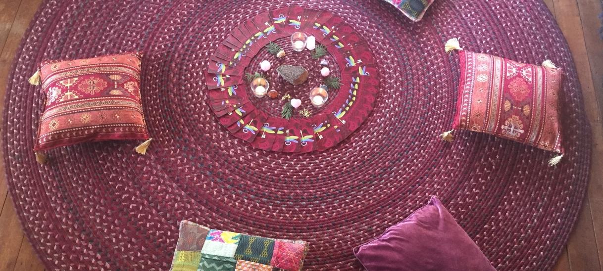 Cacao Women's Circle & WombMeditation